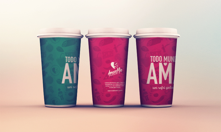 Free Cups Mockup Download