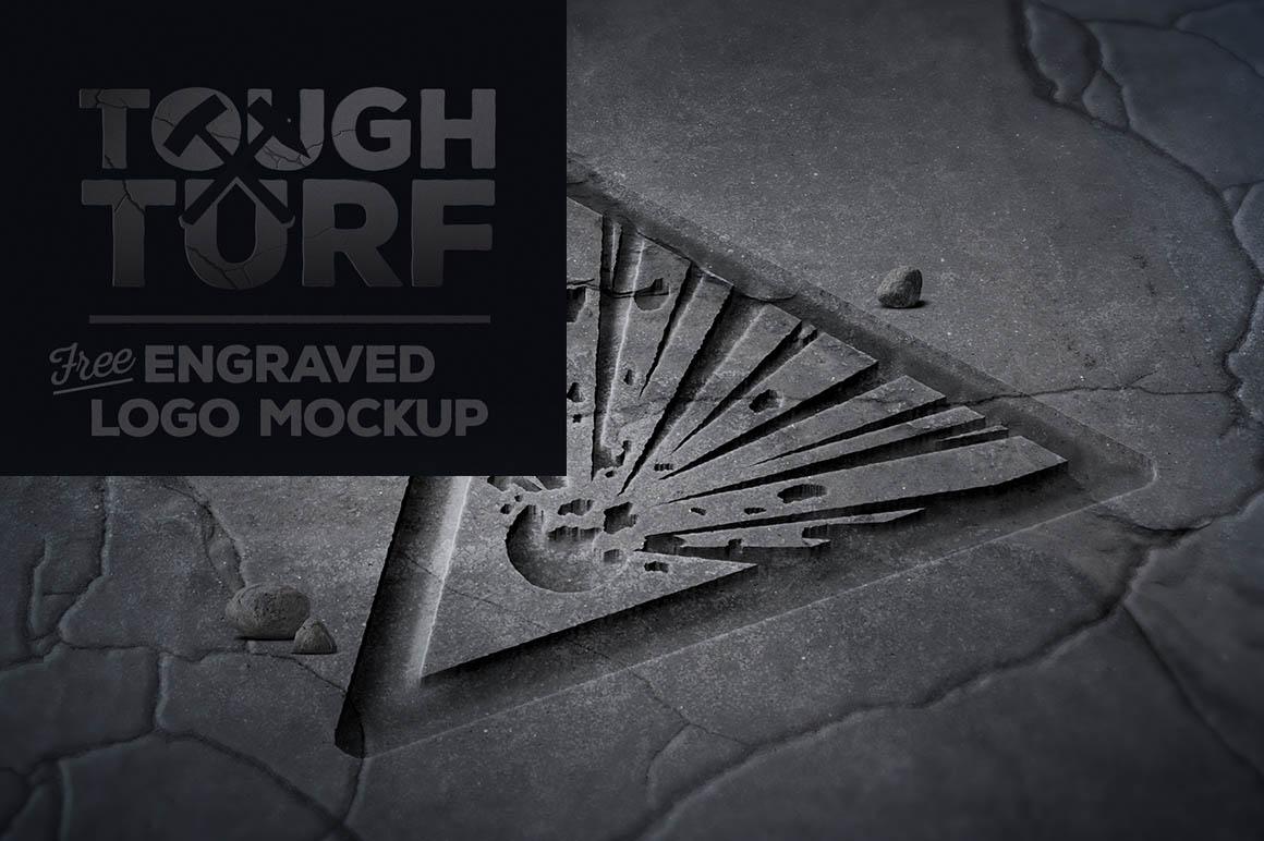 Stone Edge Logo Mockup
