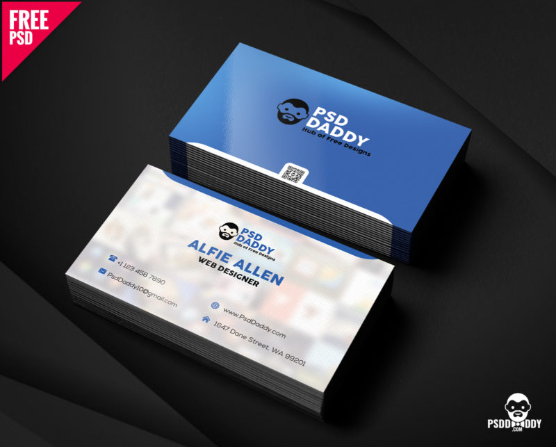 150 free business card psd templates business card free psd friedricerecipe Choice Image