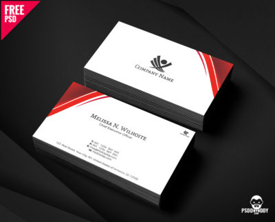 Download creative business card free psd psddaddy business card design business card design templates business card dimensions business card holder wajeb Image collections